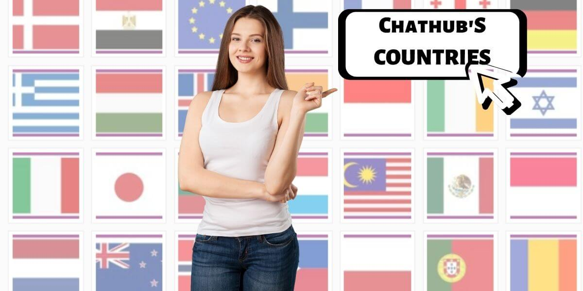 Chathub Online Video Chat Countries